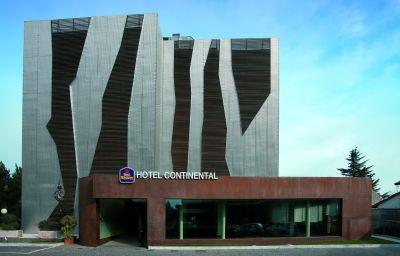 Vista exterior Best Western Continental
