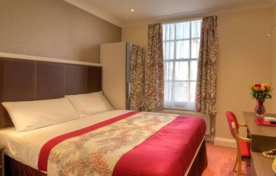 Chambre double (standard) Comfort Inn Buckingham Palace Road London (England)