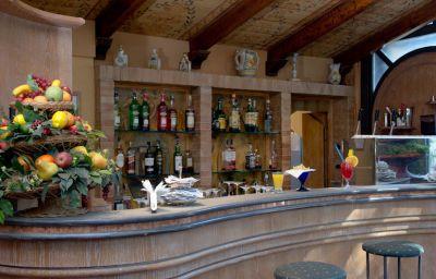 Bar de l'hôtel Culture Hotel Villa Capodimonte