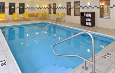 Wellness/fitness area Fairfield Inn & Suites Cleveland Avon