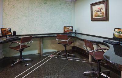 business center Holiday Inn PORTO ALEGRE