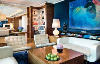 Bar de l'hôtel Bahrain Hotel & Spa The Ritz-Carlton