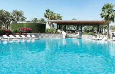 Piscine The Ritz-Carlton Bahrain Hotel & Spa