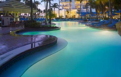 Piscine Aruba Marriott Resort & Stellaris Casino