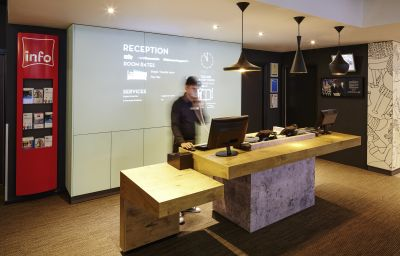 Reception ibis London Greenwich London (England)