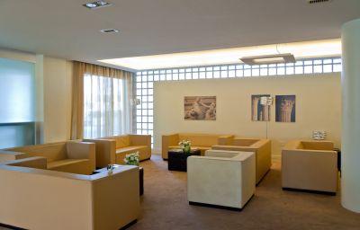 Lobby Best Western Roma Tor Vergata