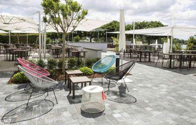 Hotel bar Novotel Bordeaux Lac