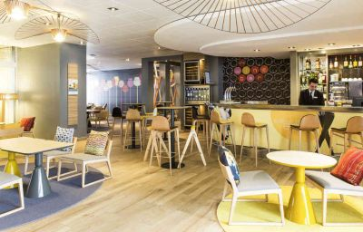 Hotel bar Novotel Bordeaux Lac