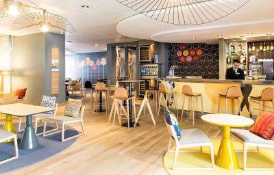 Ristorante/Sala colazione Novotel Bordeaux Lac