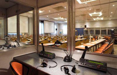 Sala congressi Novotel Lyon Gerland