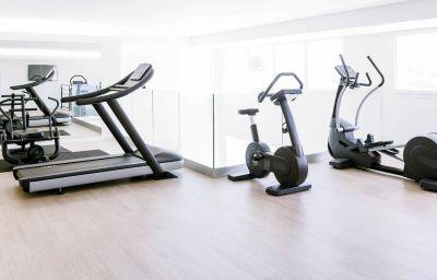 Wellness/fitness area Novotel Clermont Ferrand
