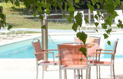Hotel bar Novotel Beaune