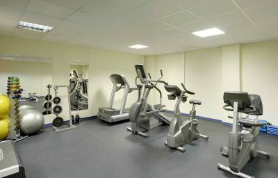 Wellness/fitness area Novotel Moscow Centre Moscow (Moscow)