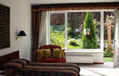 Zimmer mit Gartenblick Villa Eva