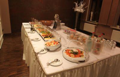Buffet prima colazione Alexxanders