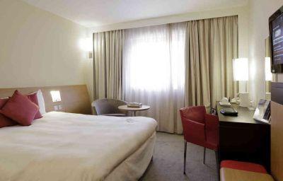 Comfort room Novotel Manchester Centre