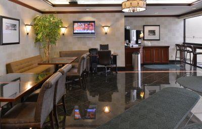 Hol hotelowy BEST WESTERN THE INN AT RAMSEY