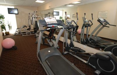 Fitness Best Western Plus Travel Hotel Toronto Airport Toronto (Ontario)