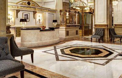Lobby The St. Regis New York