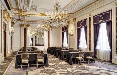 Conference room The St. Regis New York