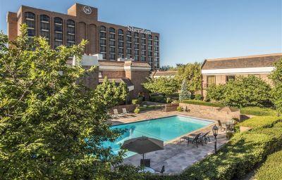 Widok zewnętrzny Sheraton Salt Lake City Hotel
