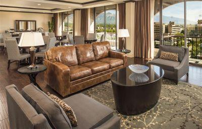 Bar hotelowy Sheraton Salt Lake City Hotel