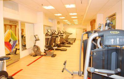 Fitness Sheraton Parco de' Medici Rome Hotel