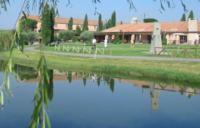 Campo da golf Sheraton Parco de' Medici Rome Hotel