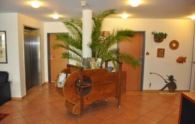 Hotelhalle Akzent Hotel Wersetürmken