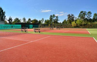 Court de tennis Parkhotel