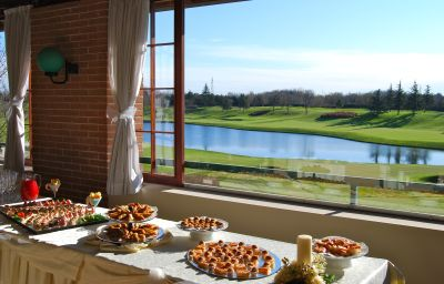 Restaurante 2 Le Robinie Golf Resort