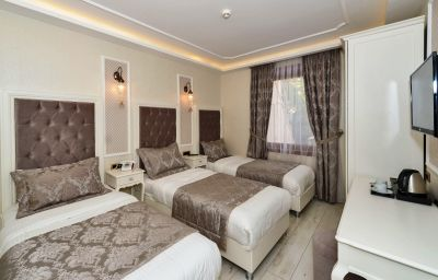 Habitación triple Zeynep Sultan
