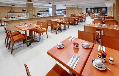 Restaurant Tryp Valencia Azafata Hotel