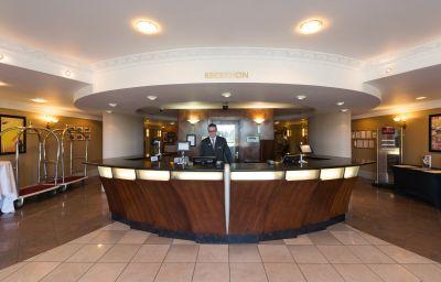 Restauracja Crowne Plaza LIVERPOOL JOHN LENNON AIRPORT
