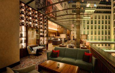 Hotel interior InterContinental DÜSSELDORF