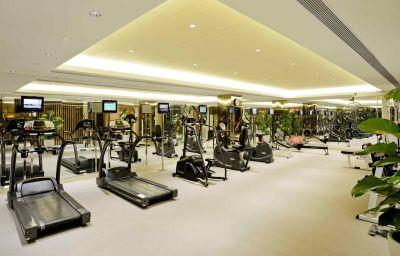 Wellness/fitness area Sofitel Hangzhou Westlake