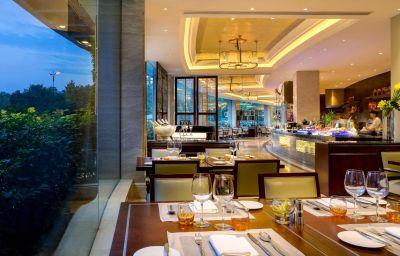 Restaurant/breakfast room Sofitel Hangzhou Westlake