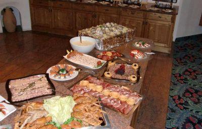 Petit-déjeuner buffet Alpenhotel Linserhof