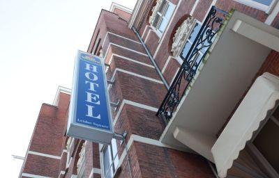 Vista esterna Best Western Leidse Square Hotel