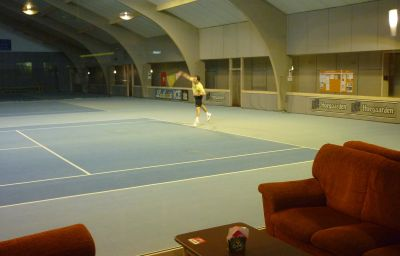 Campo de tennis Midi Verviers (Walloon Region)