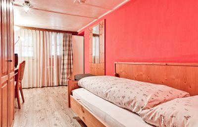 Chambre individuelle (standard) Hirschen