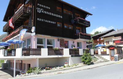 Exterior view Das Wannenhorn
