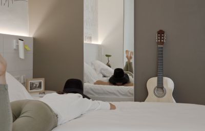Habitación doble (estándar) Pol & Grace Hotel