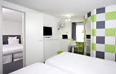 Room Best Western Bordeaux Aeroport