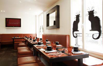 Sala de desayuno Le Chat Noir