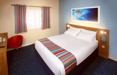 Chambre double (standard) TRAVELODGE LEEDS CENTRAL Leeds (England)
