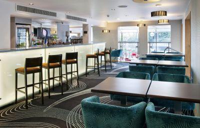 Hotel bar Holiday Inn NEWCASTLE - JESMOND