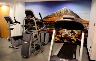 Wellness/fitness area Holiday Inn NEWCASTLE - JESMOND