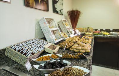 Sala colazione Eurostars Das Artes