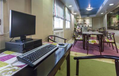 Salle de lecture Dauro